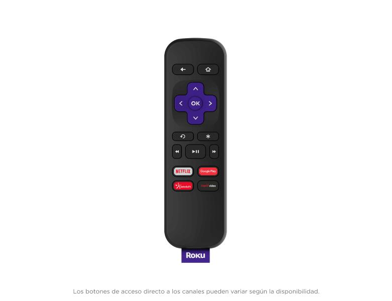 Roku Premiere remote