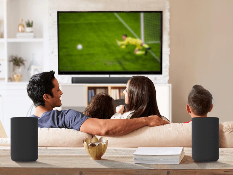 Roku Tv Wireless Speakers Easily Add Premium Sound To Your Roku Tv Roku