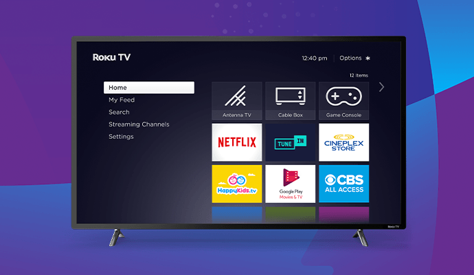 RCA Roku Smart TV for Canada