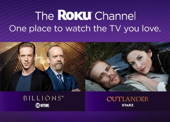 Enjoy 30-day free* trials of SHOWTIME® and STARZ® on The Roku Channel