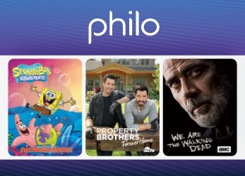 Enjoy 2 months free* of Philo when you buy any Roku streaming device. †See full terms below.