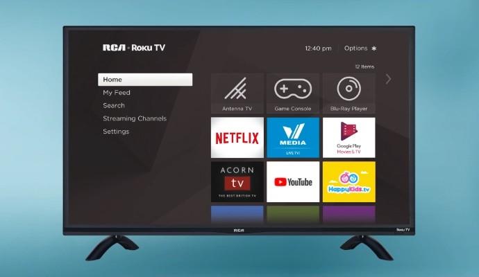 RCA Roku Smart TV for Canada